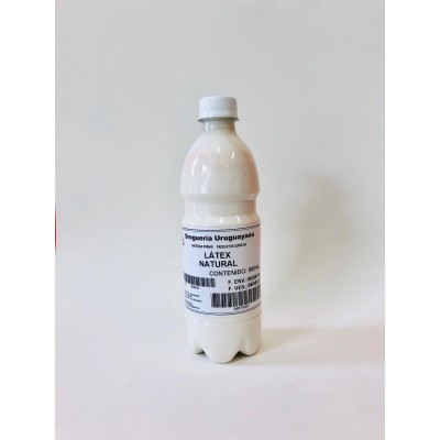 LATEX NATURAL 500mL