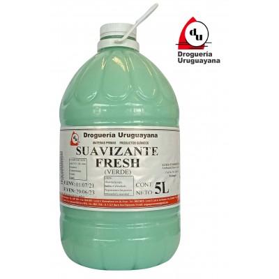 SUAVIZANTE DE ROPA FRESH 5L